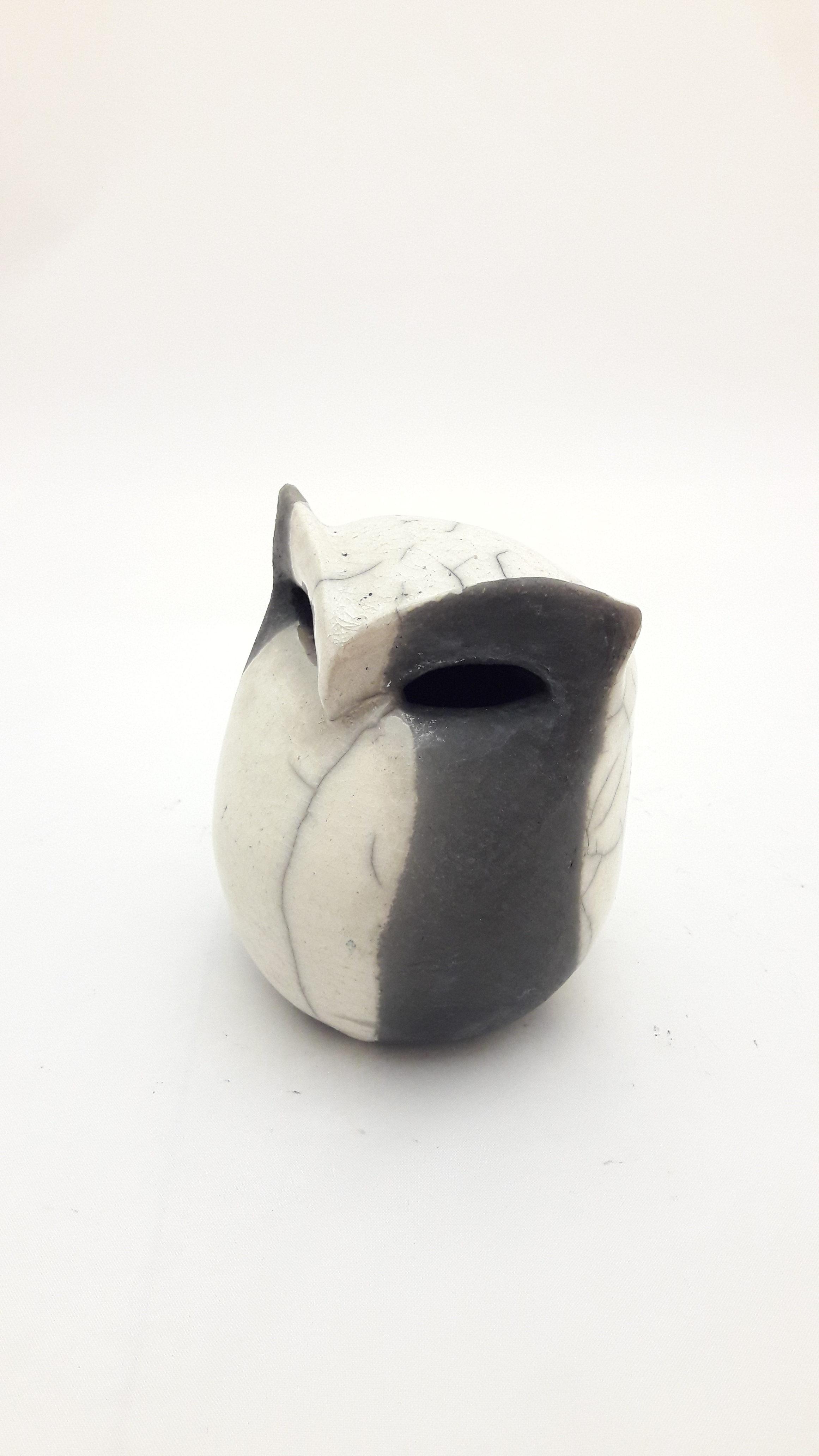 SabineHaugg Keramikkunst Eule